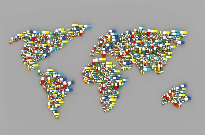 תמונת מצב: סחר בסמים בעולם