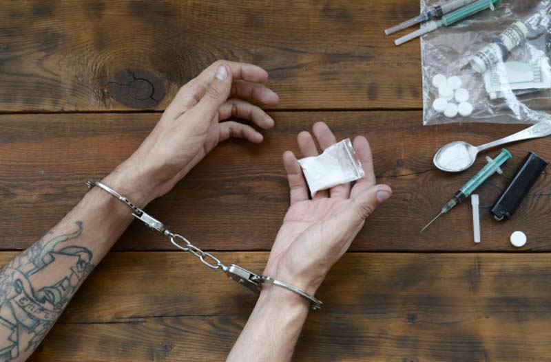 אי הרשעה בעבירת סחר בסמים